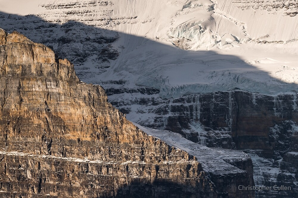 Lake Louise view #2 by Christopher Cullen