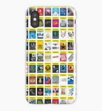 Playbill Season Poster iPhone Case/Skin