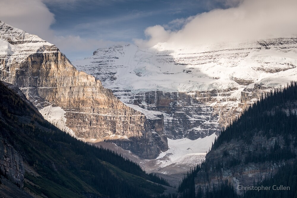 Lake Louise view #5 by Christopher Cullen