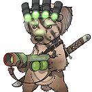 Master Splinter the dog by hiwez