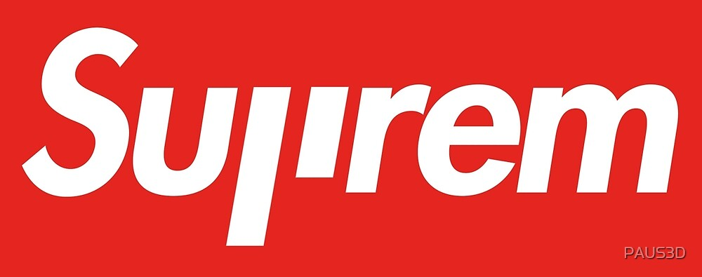 Original Suprem by PAUS3D