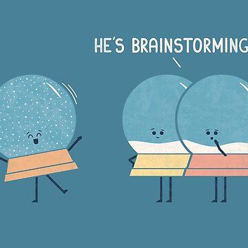 Brainstorming by theodorezirinis