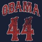 Obama 44 t shirt by barackobama