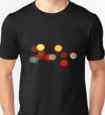 CAR LIGHTS AT NIGHT- Cool Graphic  Unisex T-Shirt