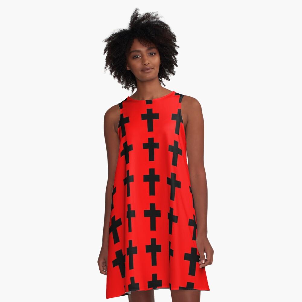 krüz A-Line Dress Front