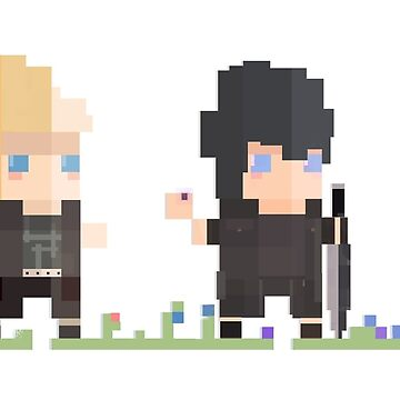 Pixel Promptis by singtome