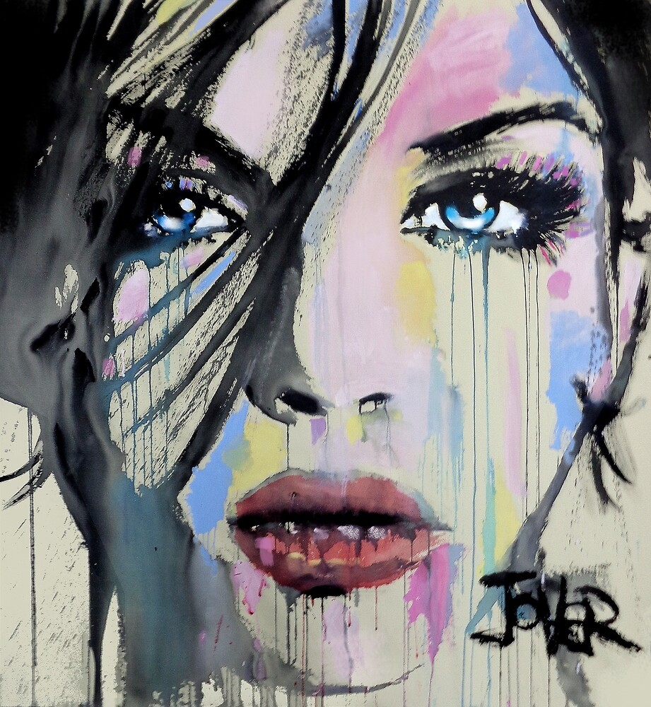 painting by Loui  Jover