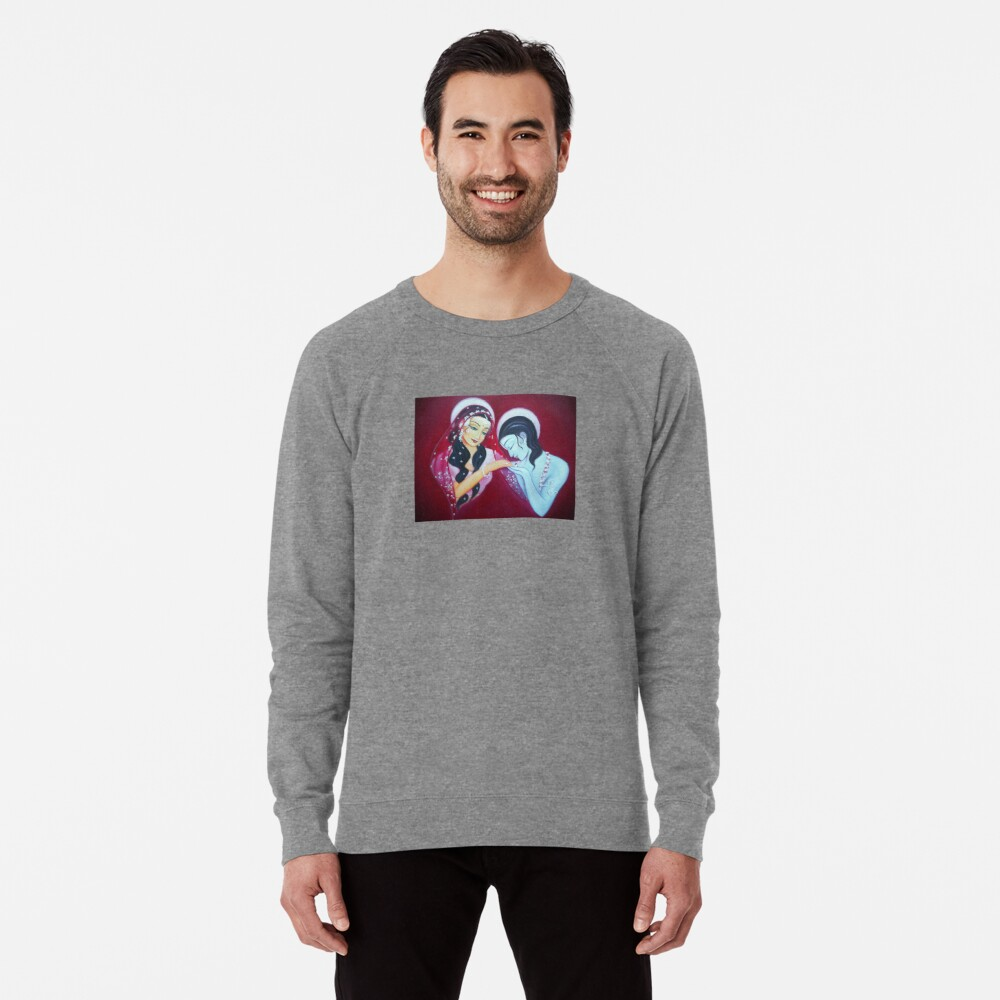 Honouring You Deeply Lightweight Sweatshirt