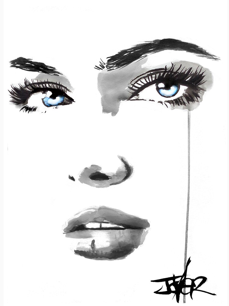 face #222 by LouiJover