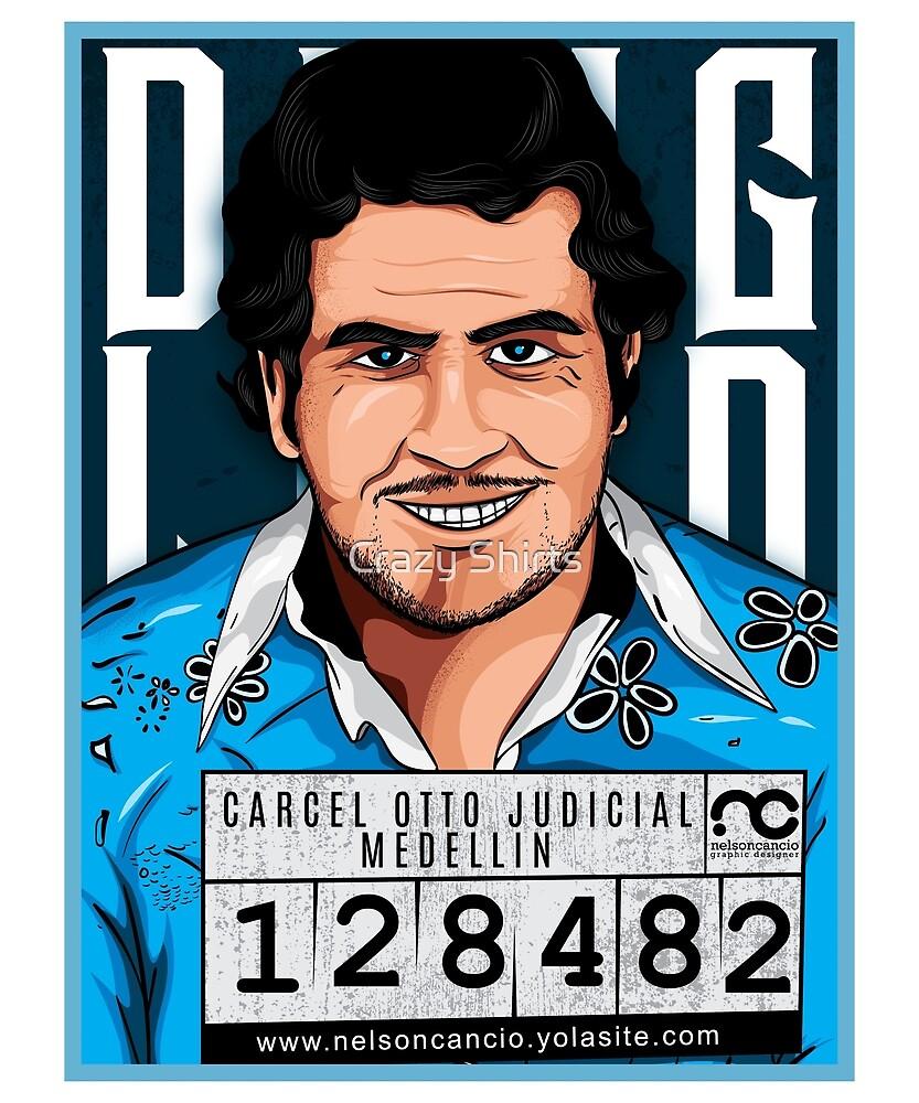 Pablo Escobar by nelsoncancio6