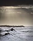 « White sea, dark sky » par Aurelien CURTET