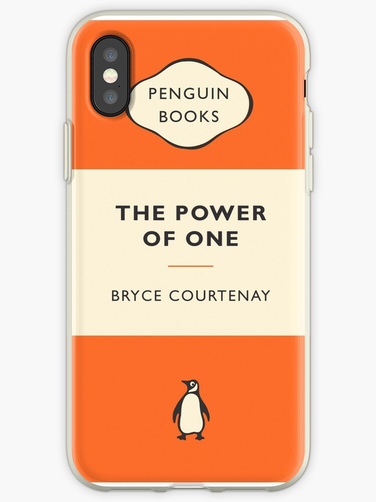 Penguin Book The Power of One by JohanaMcCoy