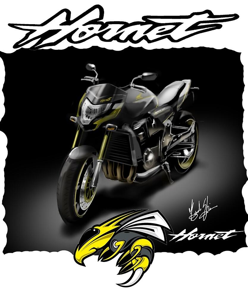 Hornet Honda - Motorcycle by SHdesigner