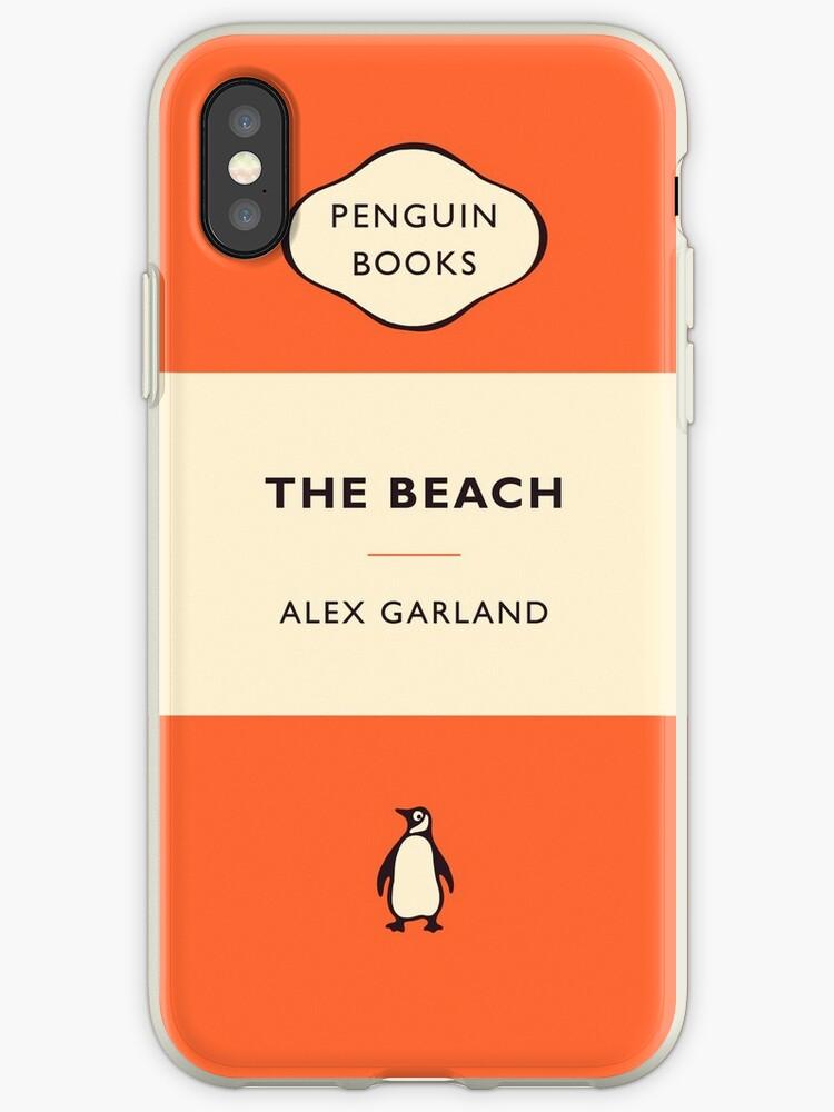 Penguin Book The Beach by CarolSeely