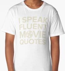 Movie Quotes OG387 Best Trending Long T-Shirt