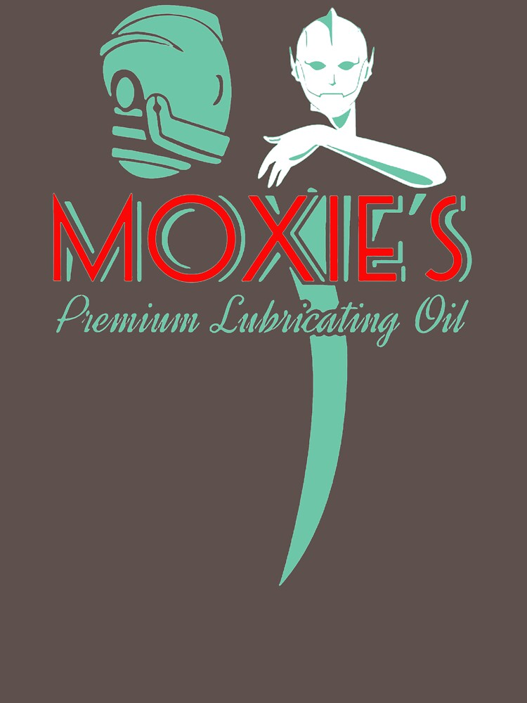 Moxie's Premium Lubricating Oil DX737 New Product by Diniansia