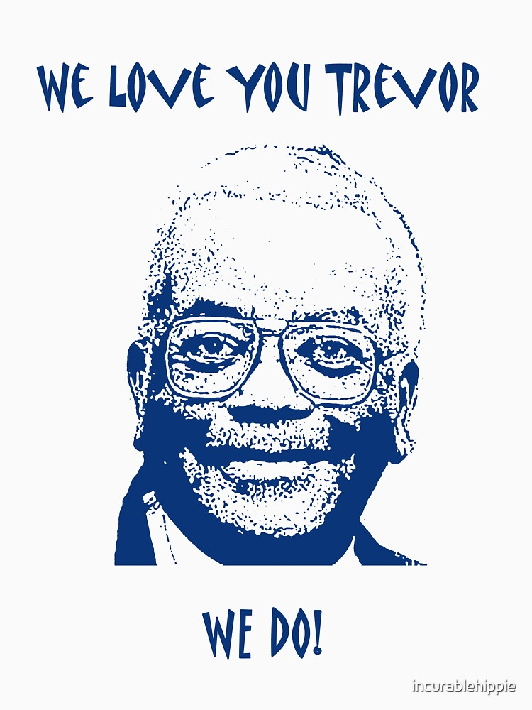 Sir Trevor McDonald (Best on Light) by incurablehippie