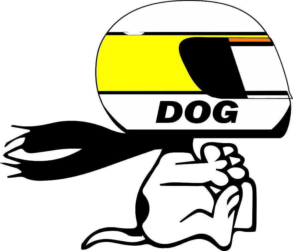 Dog the racing car driver by tfmotorworks