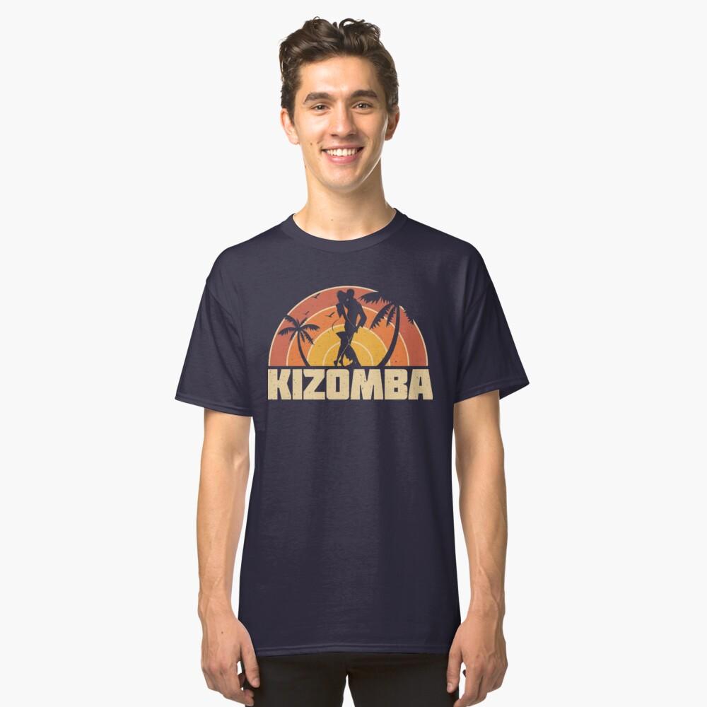 kizomba beach Classic T-Shirt Front