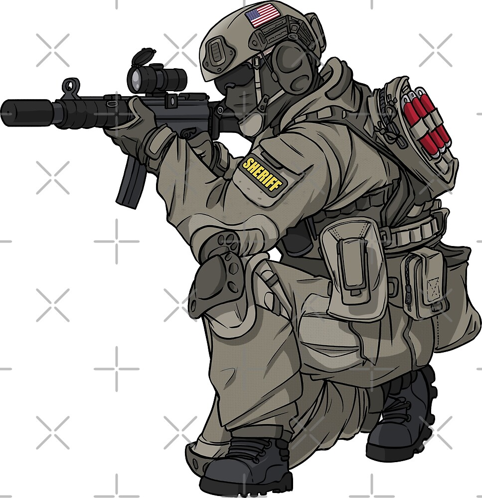 US Sheriff - Police - Police by TacOpsGear