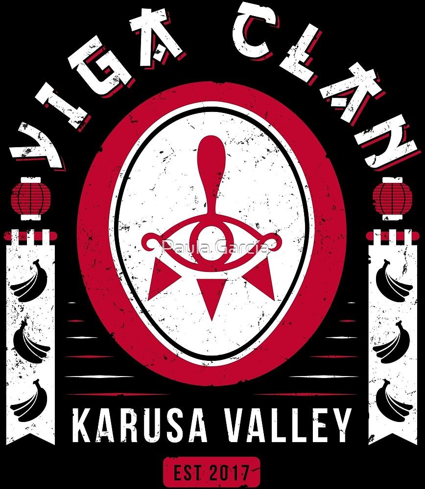 «Join the clan» de Paula García