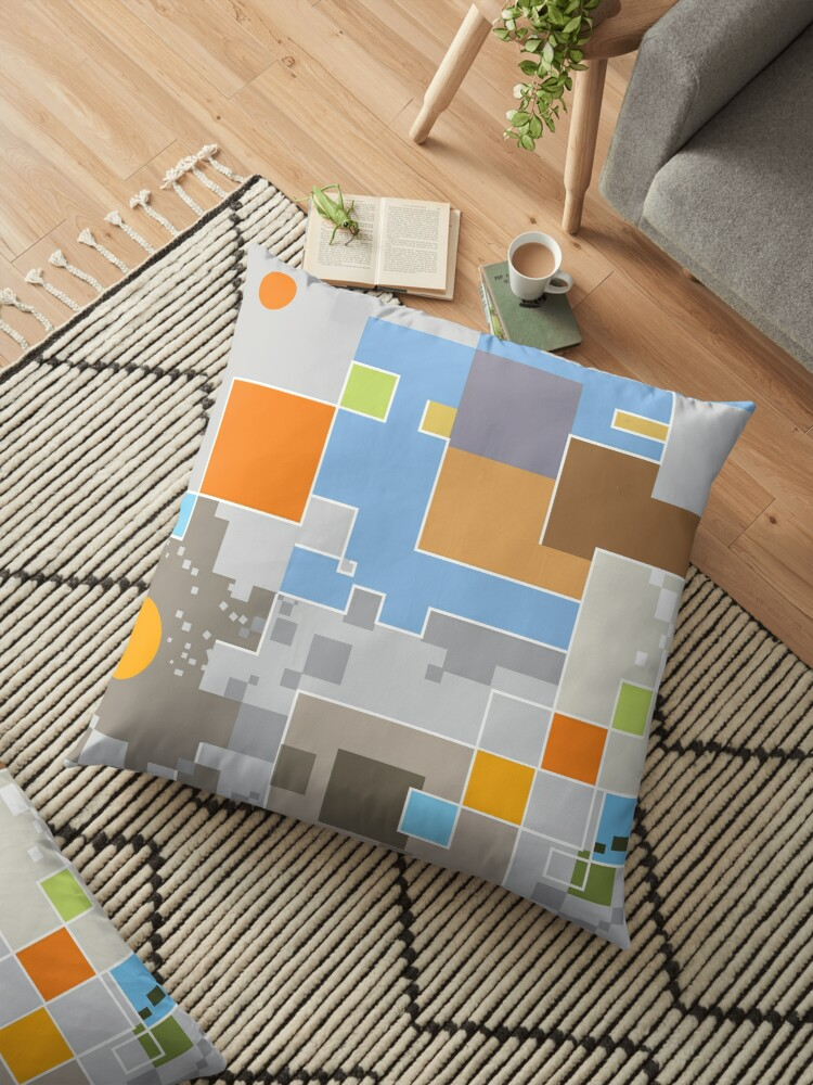 Abstract Geometric Creation by B & K     Store
