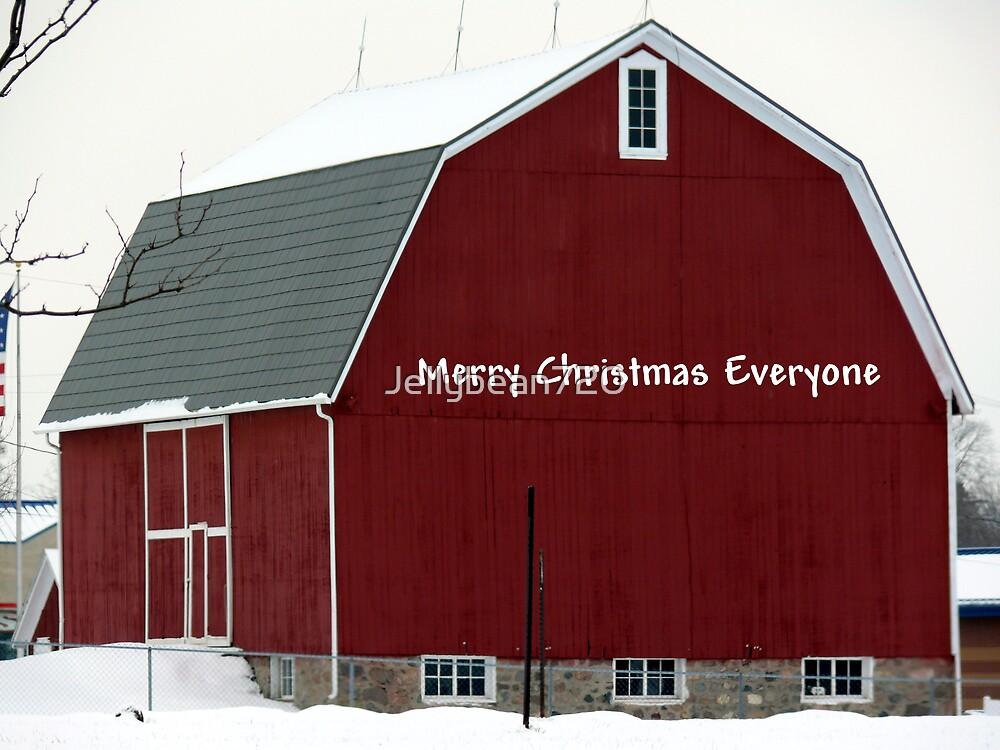 Merry Christmas Everyone  by Jellybean720