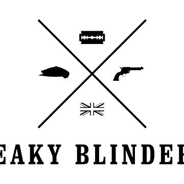 PEAKY BLINDERS by katrinagilles