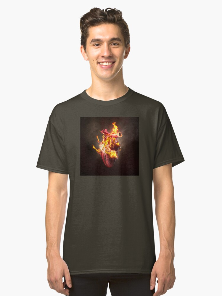 When you told me you loved me Classic T-Shirt Front