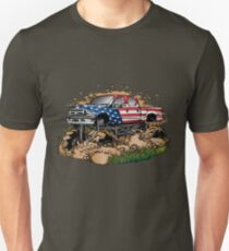 Mud Truck USA Mudder Bogging Unisex T-Shirt