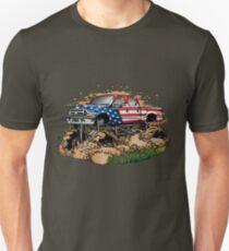 Mud Truck USA Mudder Bogging Unisex T-Shirt