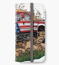 Mud Truck USA Mudder Bogging iPhone Wallet/Case/Skin