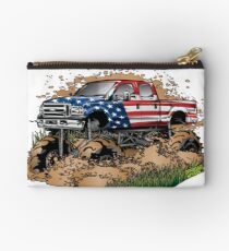 Mud Truck USA Mudder Bogging Studio Pouch
