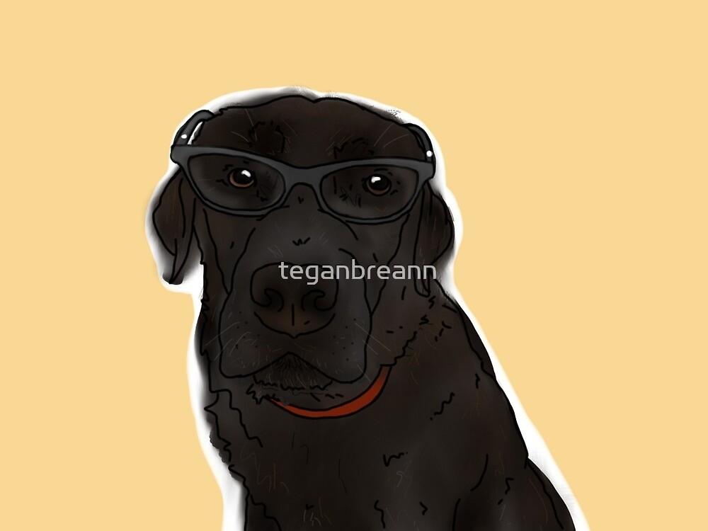 Baxter the Dog by teganbreann