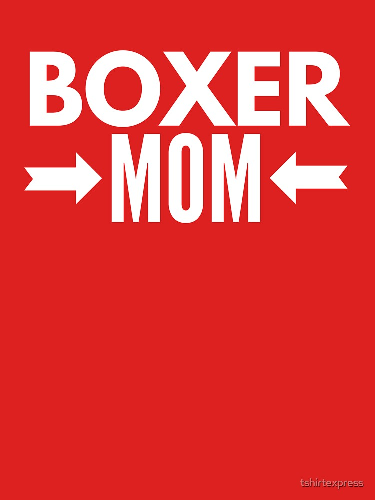 Boxer Mom by tshirtexpress