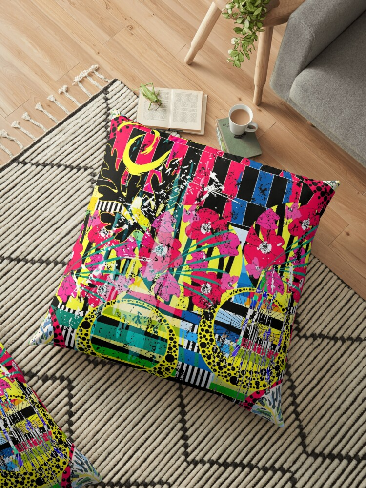 Colorful Abstract Art by stylebytara