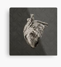 When I realised it was all lies Metal Print