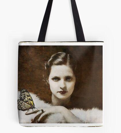 Madame Schmetterling Tote Bag