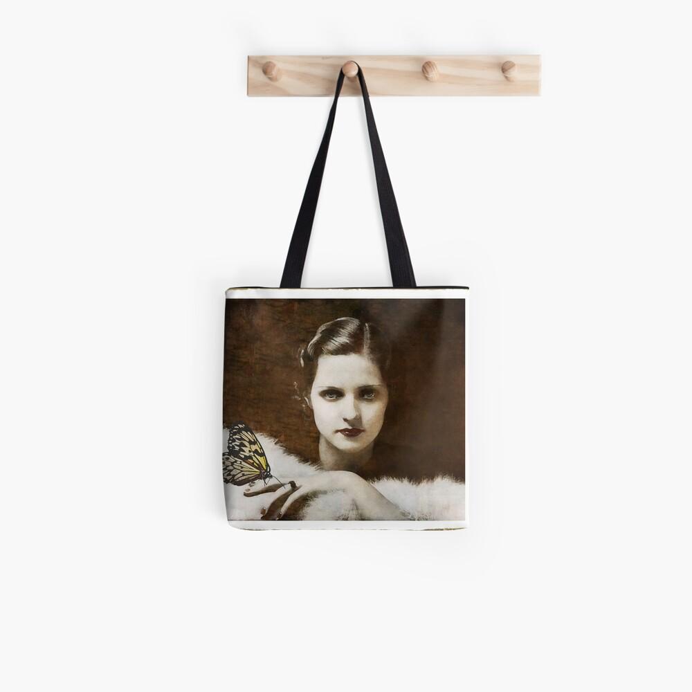 Madame Schmetterling Stofftasche