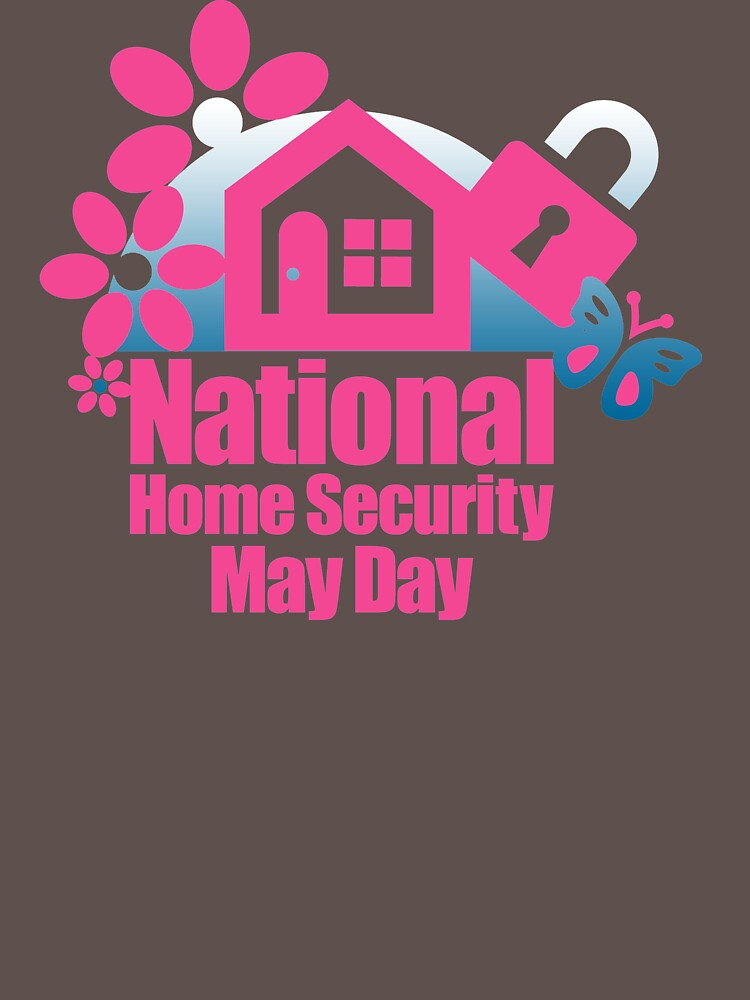 National Home Scurity May Day GI743 Best Trending by Diniansia