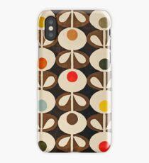 Orla Kiely Stem Pattern Water Painting iPhone Case/Skin
