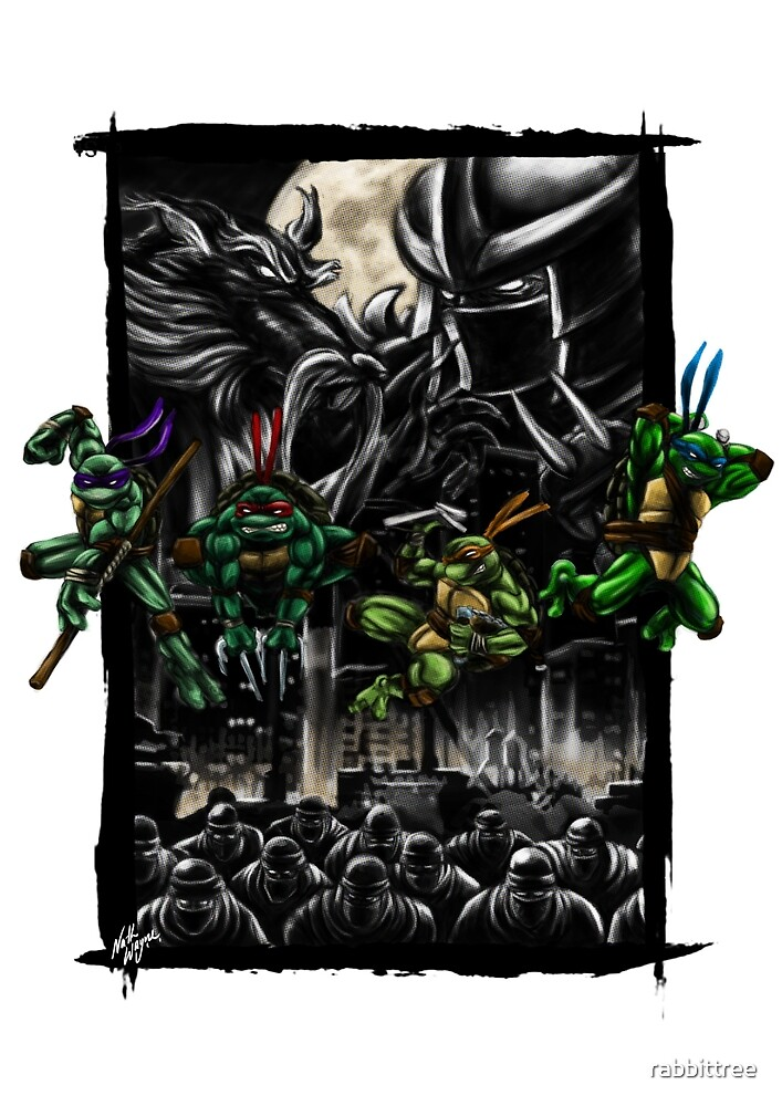 Battle for New York by rabbittree