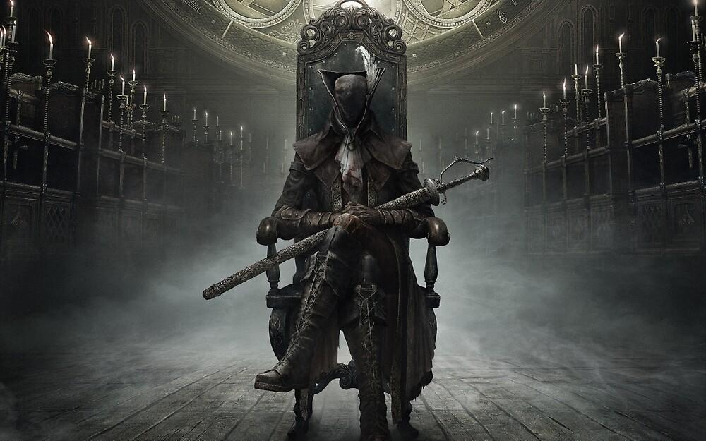 BloodBorne PS4 Game Designs by LoLxLeGiT