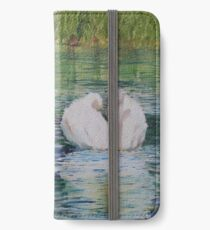 River Nene Swan iPhone Wallet/Case/Skin