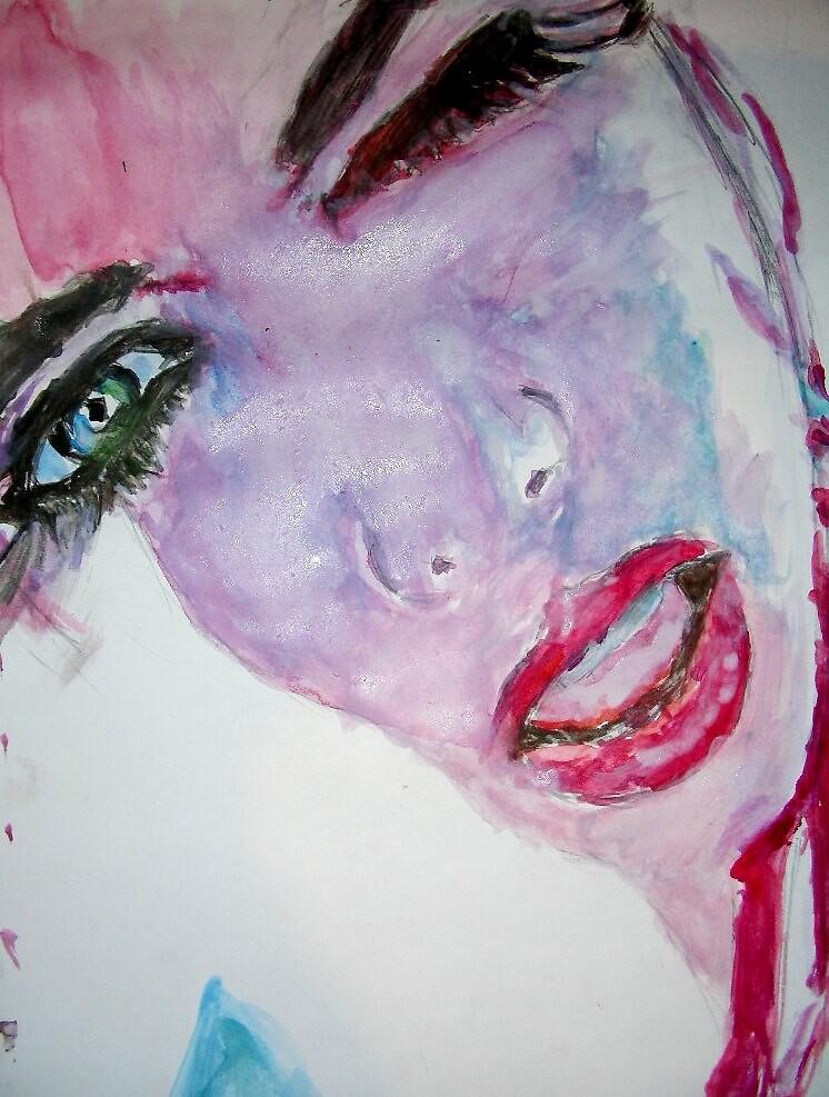Face 3 by Rosanna Jeffery