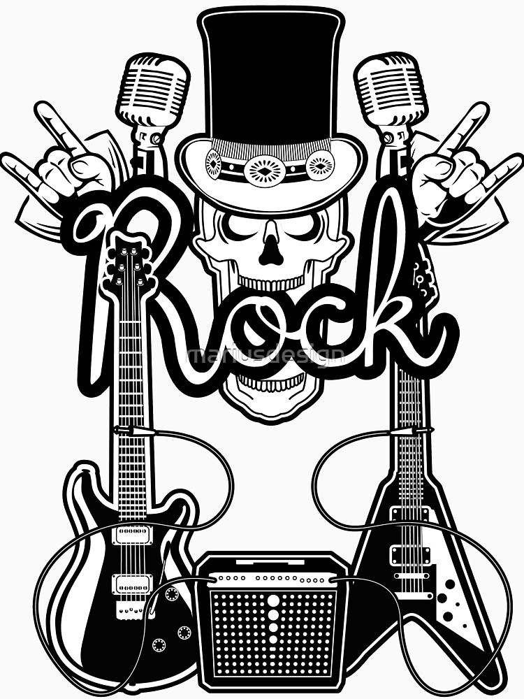 Rock by mariusdesign