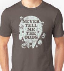Never Tell Me The Odds LF129 Trending Unisex T-Shirt