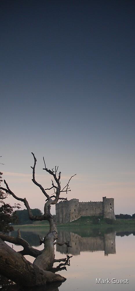Carew Castle ~ Pembrokeshire by Mark Guest