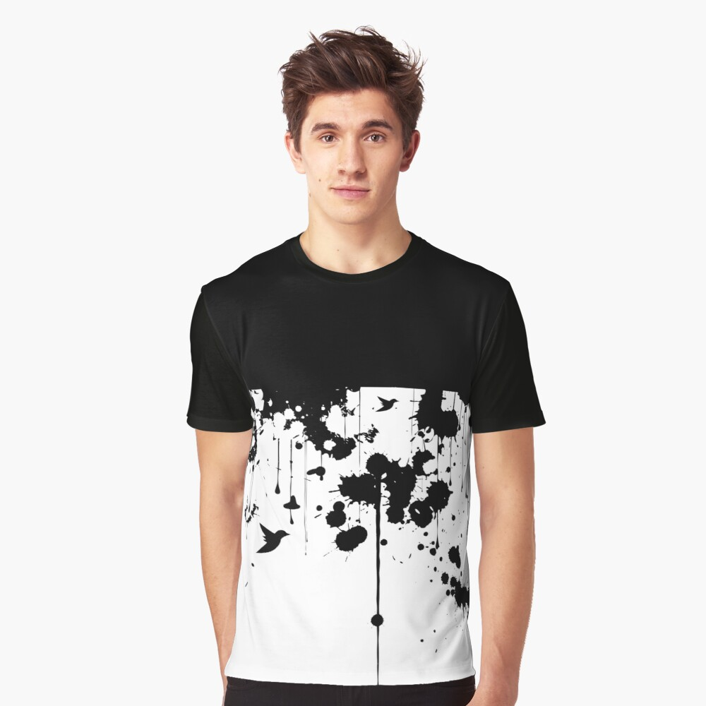 FREE Graphic T-Shirt Front