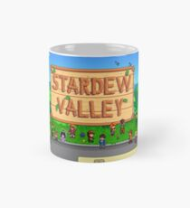 Stardew Valley Bus Tasse (Standard)